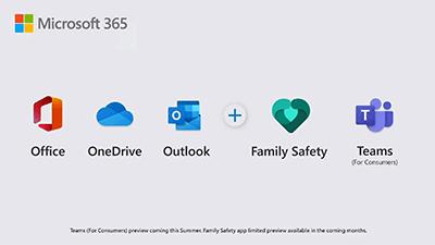 Microsoft 365订阅4月21日正式上线——更多价值、相同价格