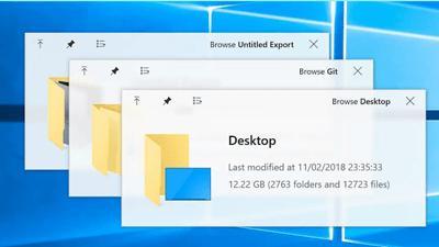 【Quick Look】Windows 实现快速预览功能